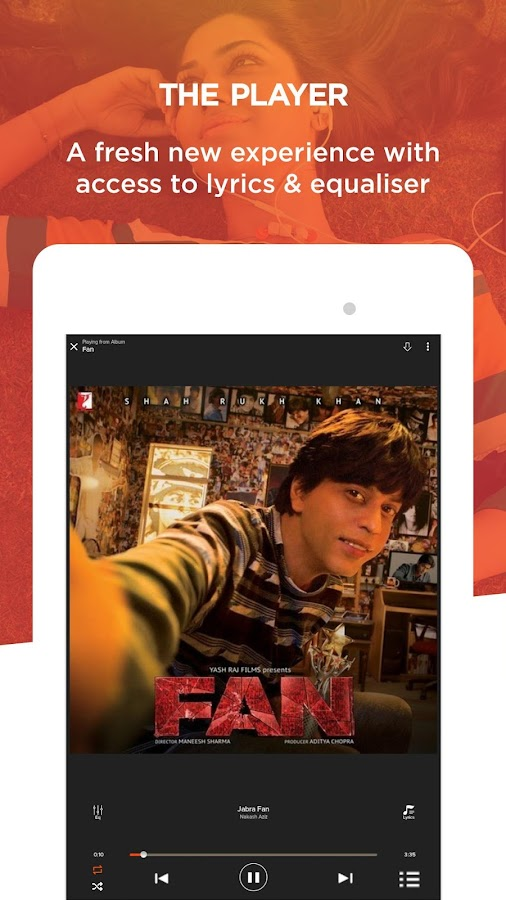 Gaana: Bollywood & Hindi Songs Screenshot 15