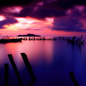by Moh Maulana Lana - Landscapes Waterscapes