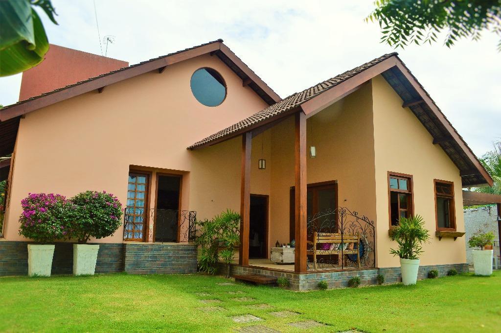 Casa residencial à venda, Altiplano Cabo Branco, João Pessoa - CA1203.