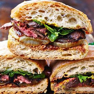 Steak Sandwich On Ciabatta Bread Recipes
