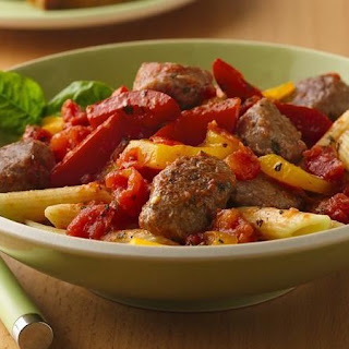Italian Sausage and Pepper Stew