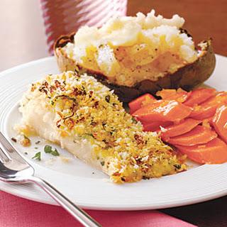 Crispy Baked Cod Fillets Recipes