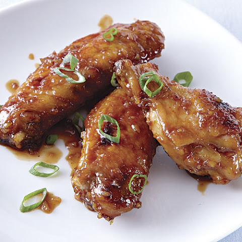 Honey-Lime Chicken Wings