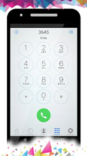 OS9 Phone Dialer Pro Screenshot