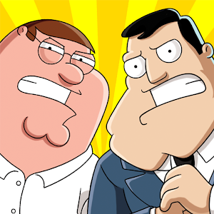 FAMILY GUY! BOB'S BURGERS! FUTURAMA! AMERICAN DAD! KING OF THE HILL! APK Icon