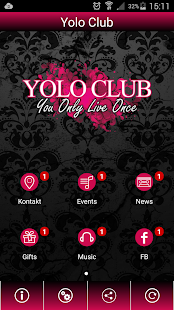 YOLO CLUB - screenshot