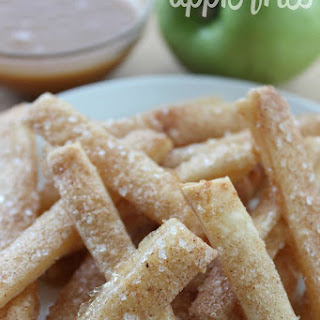 Apple Pie Fries