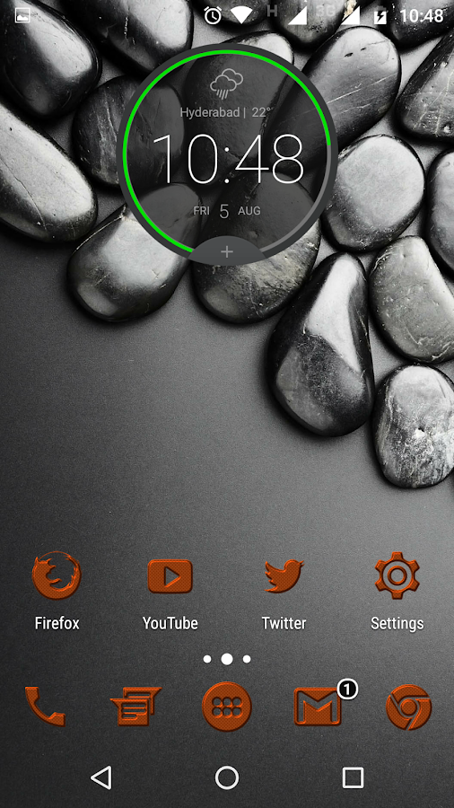 Cuprum Icon Pack Screenshot 0