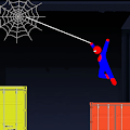 Game Spider Dash - Rope Swing APK for Kindle