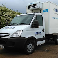 Fridge Van on Hire