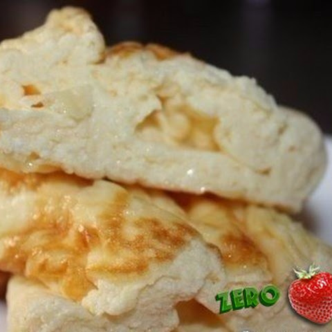 Zero Calories. Cheese omelette in 10 minutes!