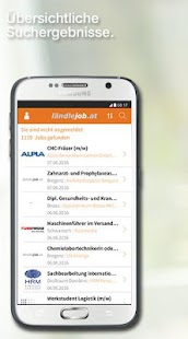 Ländlejob - Jobs in Vorarlberg Aplikace pro Android