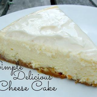 Simple No Bake Cheesecake Recipes