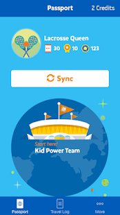 UNICEF Kid Power screenshot