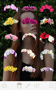 Flower Crown - screenshot