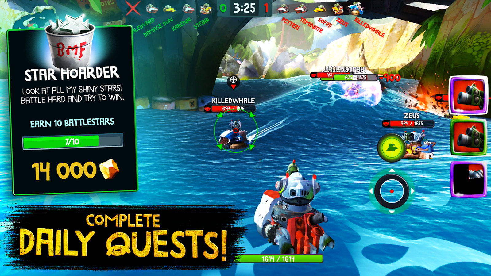 Battle Bay Screenshot 6