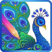 Adult Coloring Book For PC (Windows And Mac)