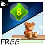Logic games 2048 number puzzle Icon