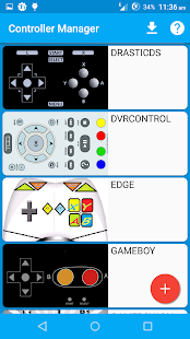 BT Controller Editor- screenshot thumbnail