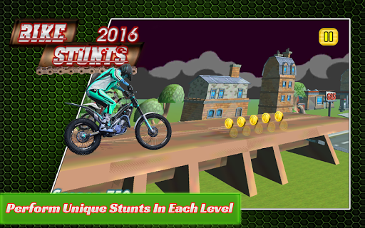 MOTO GP 3D BIKE STUNTS - screenshot