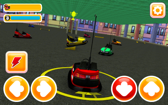 Bumper Cars Unlimited Fun APK screenshot thumbnail 3