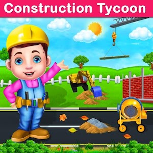 Construction Tycoon City Building Fun Game For PC (Windows & MAC)