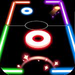 Finger Glow Hockey Icon