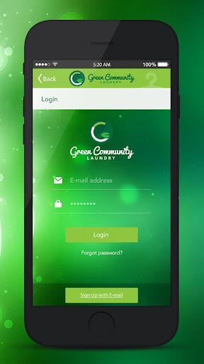 Green Community Laundry screenshot 13