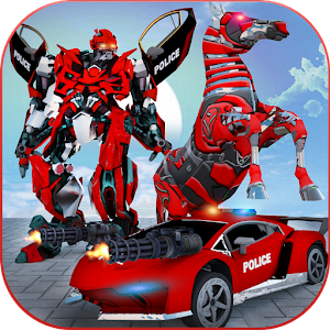 Download free US Police Multi Robot Transform: Wild Horse Games for PC on Windows and Mac