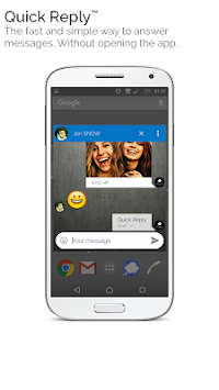 Mood Messenger - SMS & MMS APK screenshot thumbnail 8