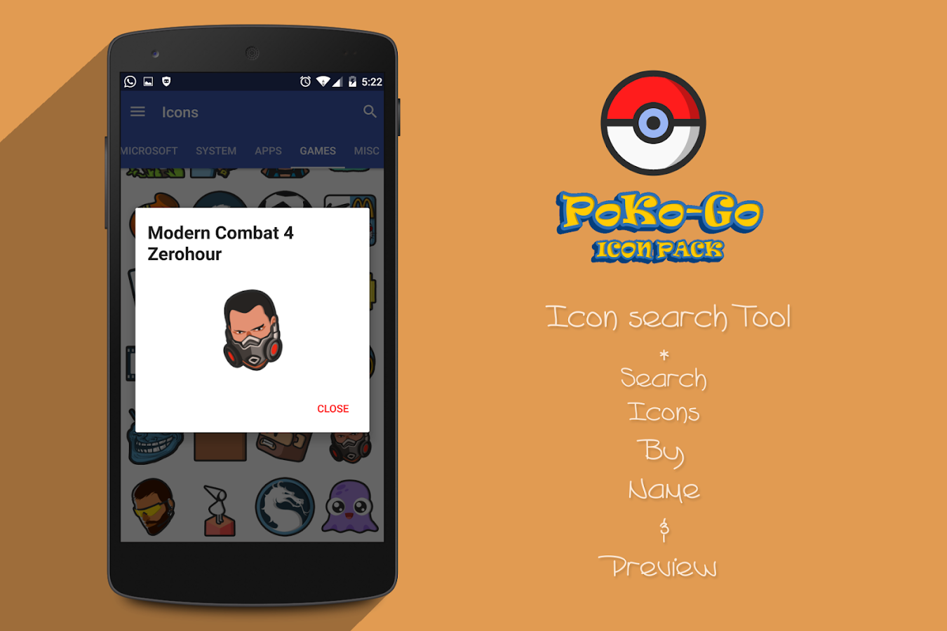 PokoGo Icon Pack Screenshot 7