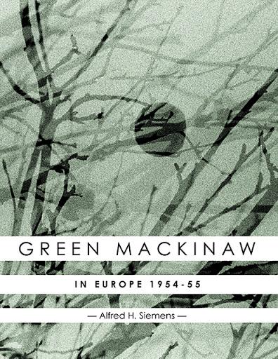 Green Mackinaw cover