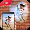 App HD Video Projector Live Prank apk for kindle fire