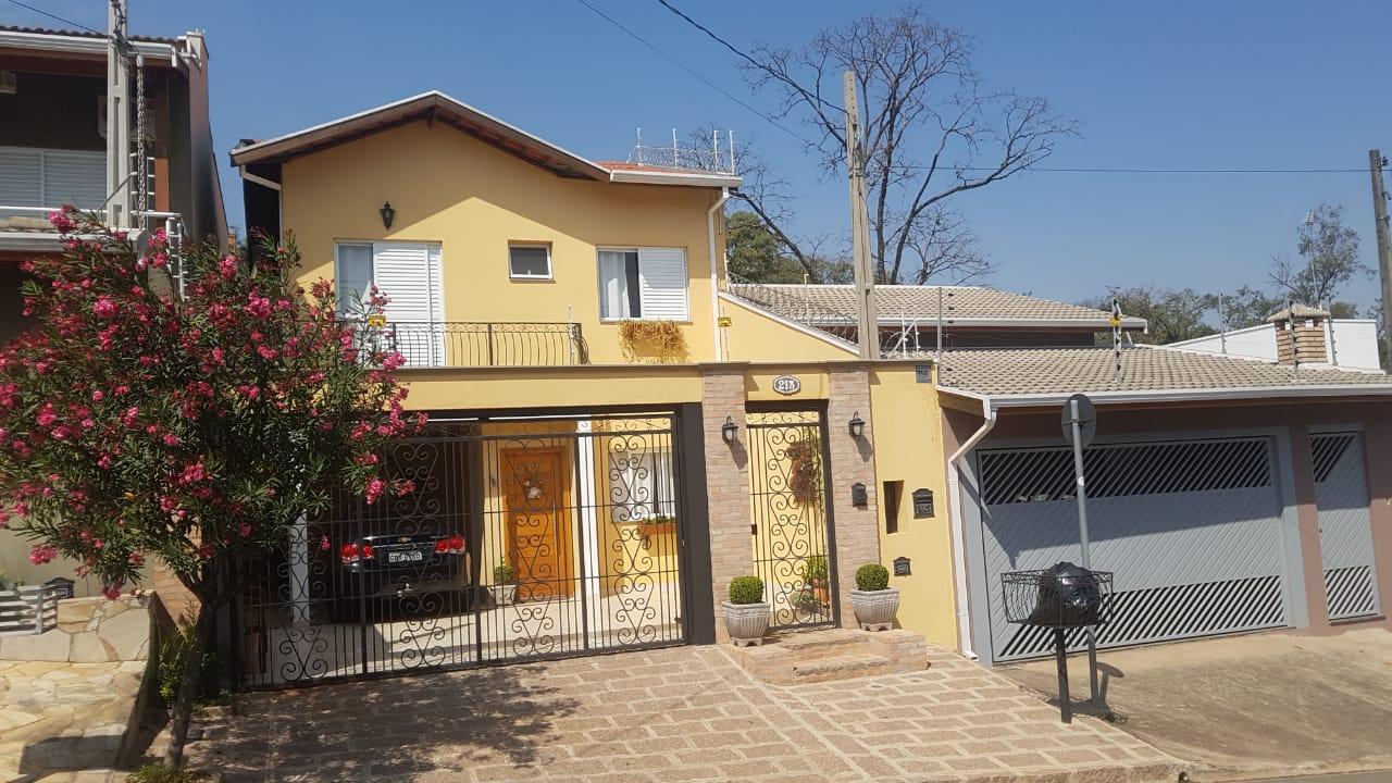 Deslumbrante sobrado com 4 dormitórios à venda, 130 m² por R$ 590.000 - Vila Verde - Indaiatuba/SP