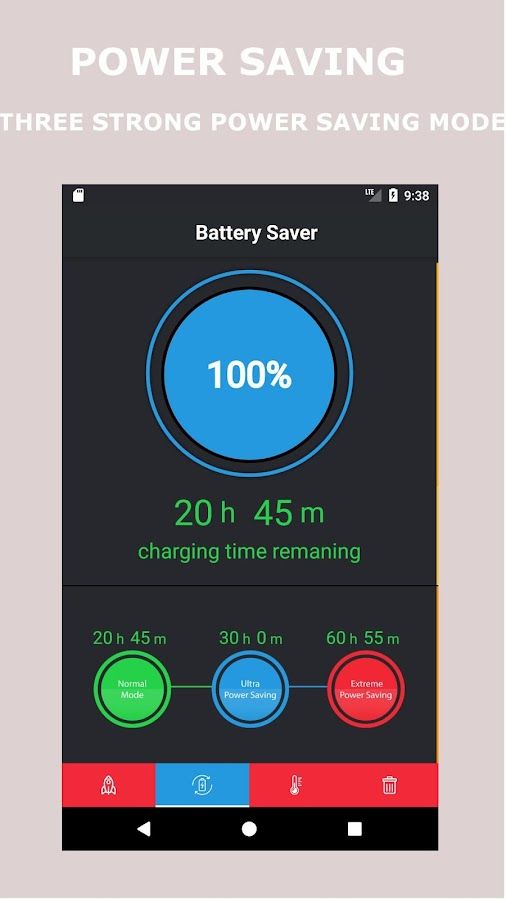 Mobile Cleaner - Cpu Cooler & Power Saver(Pro) Screenshot 3