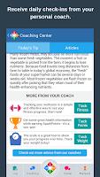 Screenshot of Calorie Counter & Diet Tracker