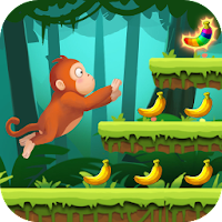 Jungle Monkey Run on PC / Windows 7.8.10 & MAC