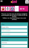 Screenshot of JDB - Le Jeu du Bac (gratuit)