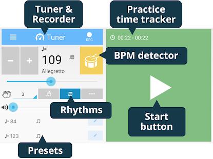 Free Tuner & Metronome APK for Windows 8