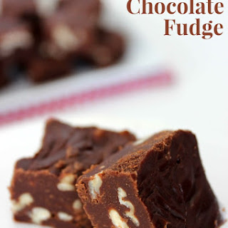 Traditional Chocolate Fudge