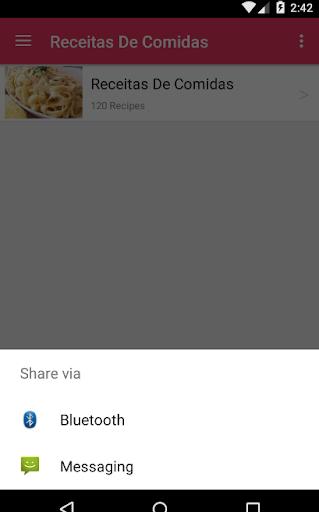 Receitas De Comidas screenshot 4
