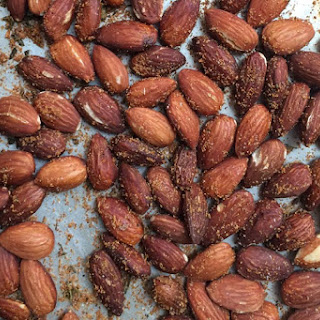Rosemary-Garlic Almonds