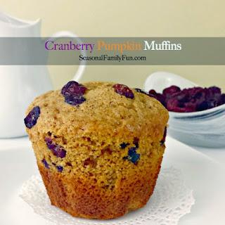 Pumpkin Cranberry Applesauce Bread Recipes