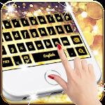Pure Gold Keyboard Theme Icon