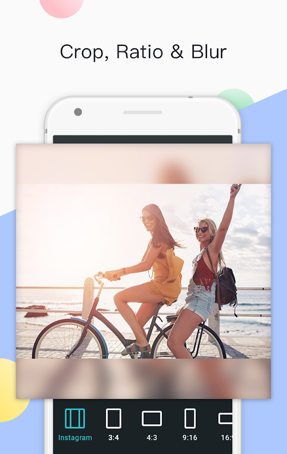 PhotoGrid: Video & Pic Collage Maker, Photo Editor Screenshot 4