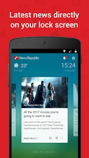 App News Republic – Breaking news APK for Kindle