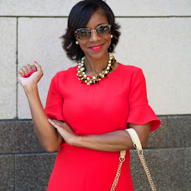by Valerie J. Yelk - People Fashion ( fashion, dress, dress up, fashion photography, women )
