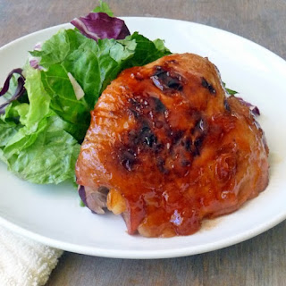 Baked Apricot Chicken