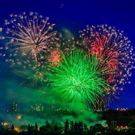 Firework Is On by Joseph Law - Public Holidays July 4th