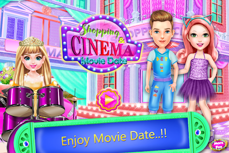 Shopping Cinema Movie Date- screenshot thumbnail